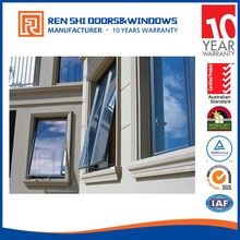 AS/NZS 2208 standard anti-noise awning aluminum windows and doors drawing
