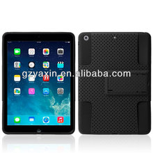 Best quality custom silicone case for ipad air,armor case for ipad air