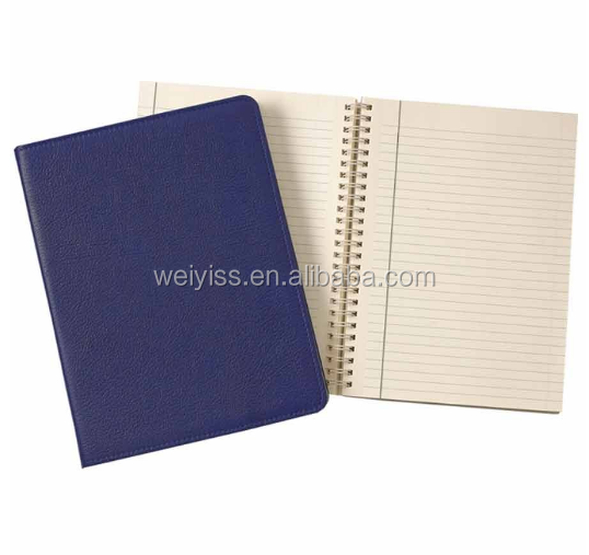 wholesale price office supplies faux leather diary writing
