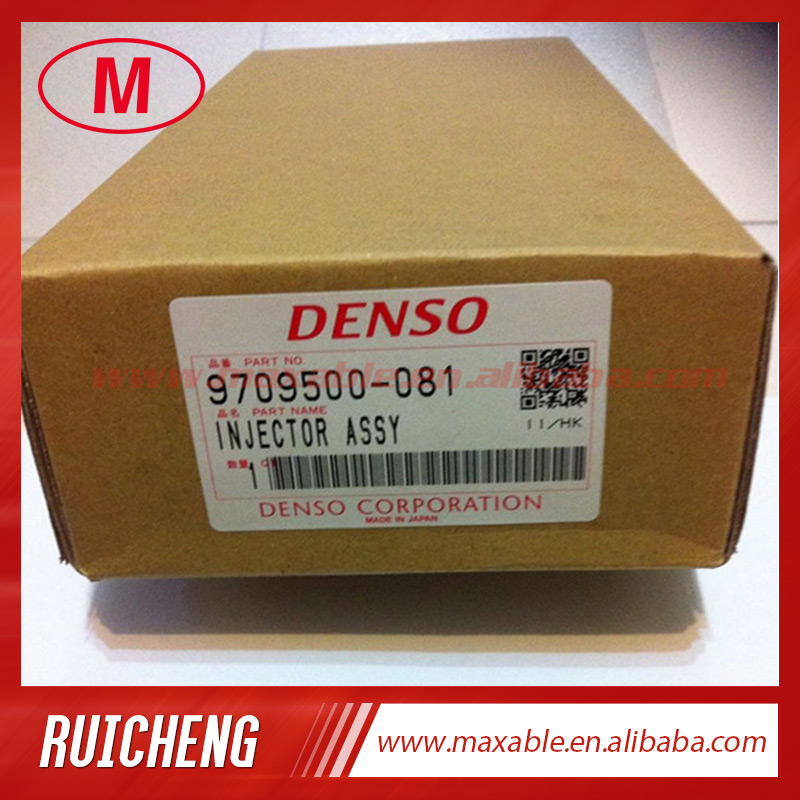 095000-0810 DENSO common rail injector for Hino 700 Series K13C 12.9 Litre
