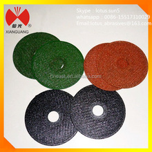 T41 Flat Super Thin Resin Bonded Reinforced Abrasive cutting wheel ,cut-off wheel, cut-off disc cutting disc for stainless steel