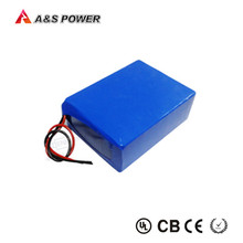 Factory price 12V 36ah LiFePo4 battery pack for solar street lamps
