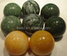 natural jade stone,tourmaline stone,jade ball for massage and therapy as seen on TV