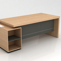 Simple Classic Furniture Office Working Desk with Best Price