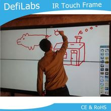 "65"" IR multi Touch Screen panel 2 <strong>points</strong>"