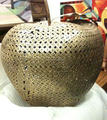 Handmade iron apple sculpture for you