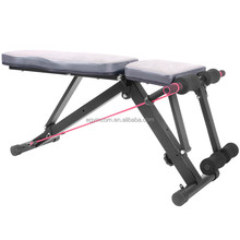 2016 New Style Adjustable Dumbbell Weight Bench Portable
