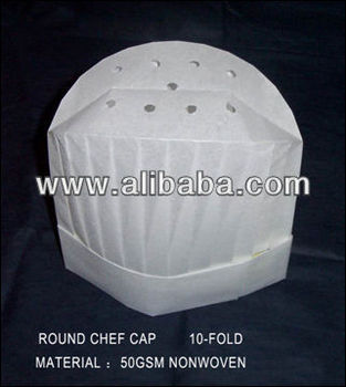 disposable chef hat buy disposable chef hat product on. Black Bedroom Furniture Sets. Home Design Ideas