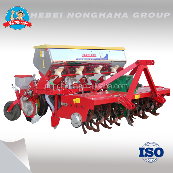 High working efficiency agricultural machinery corn rotary seeder