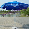 270cm round beer printing outdoor parasol