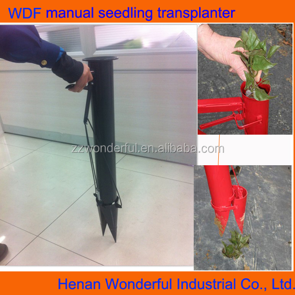 WDF Manual multi-functical seeder and planter