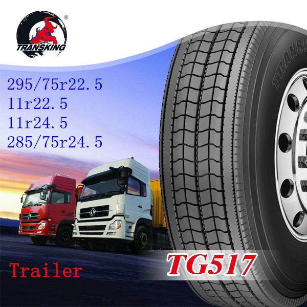 Wholesale DOT certified 11R24.5 295/75R22.5 11R22.5 TRUCK TYRES