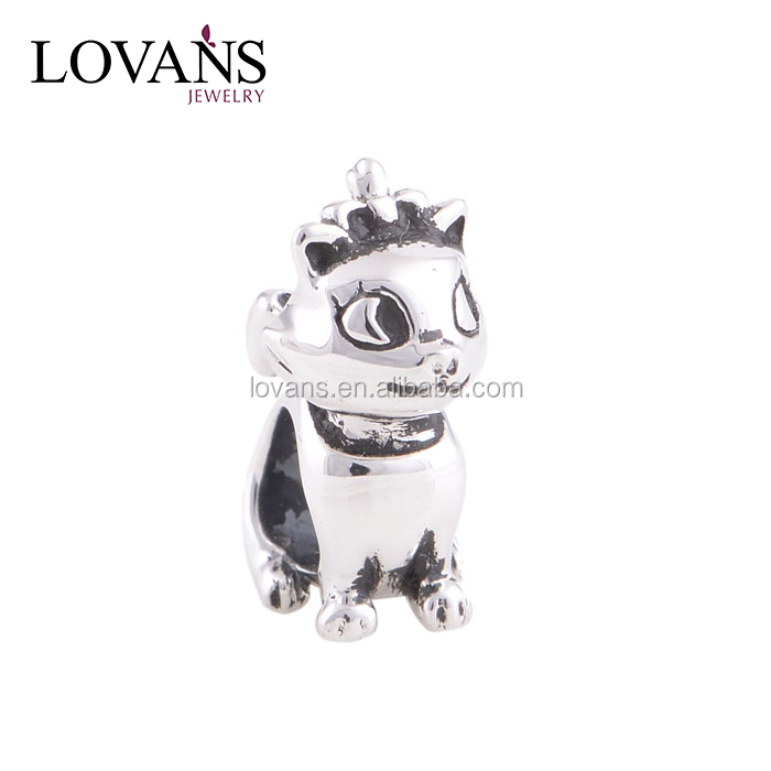 925 Sterling Animal Beads Silver Charms