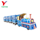 Low Price Old Rides Amusement Park Equipment Cheap Trackless Train for Sale