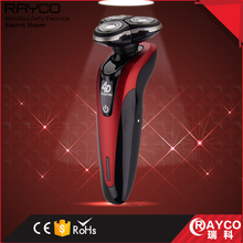 High quality Best Selling Waterproof Rotary Triple head electric shaver