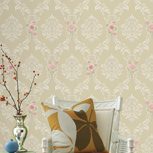 Yulan digital printing 3d wallpaper for solvent ink home decor floral wallpaper
