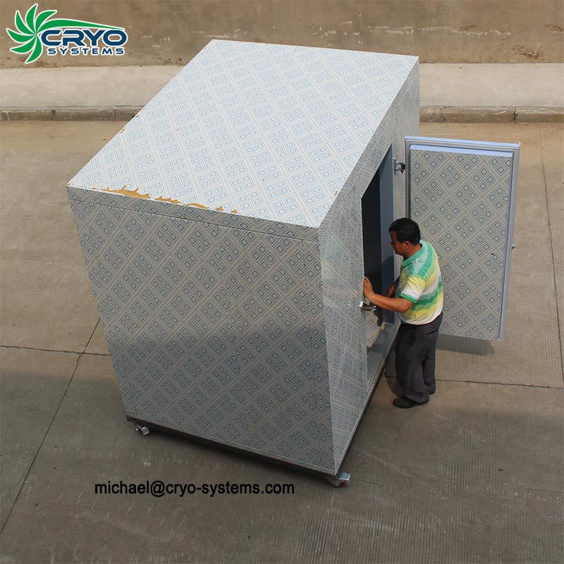 small chiller modular blast freezers mobile cold rooms for sale