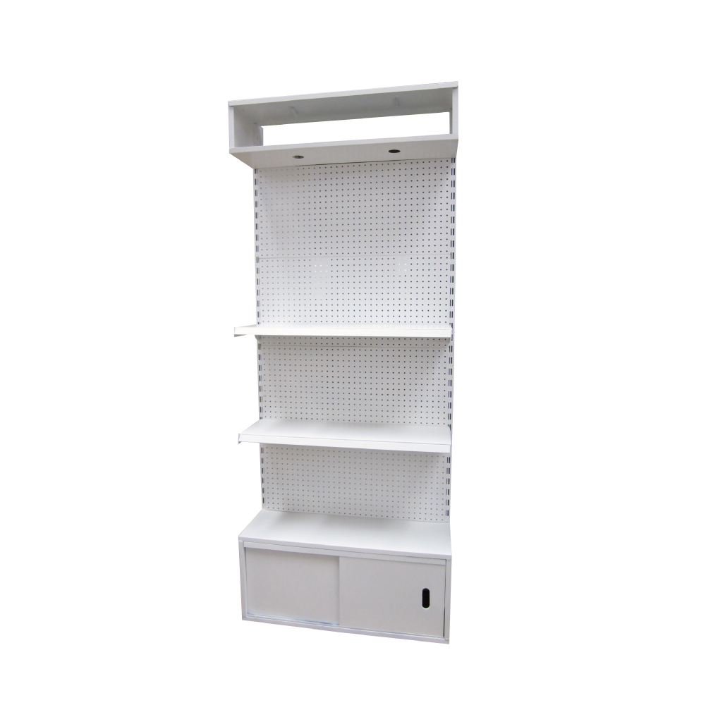 2018 <strong>retail</strong> store tool shelf portable goods display rack unit tool rack with light box unit