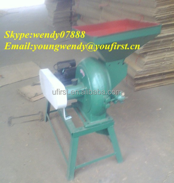 Low price and high capacity corn milling machine for sale