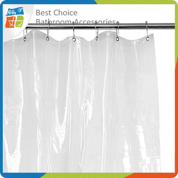 2016 Wholesale Shower Curtain Liner