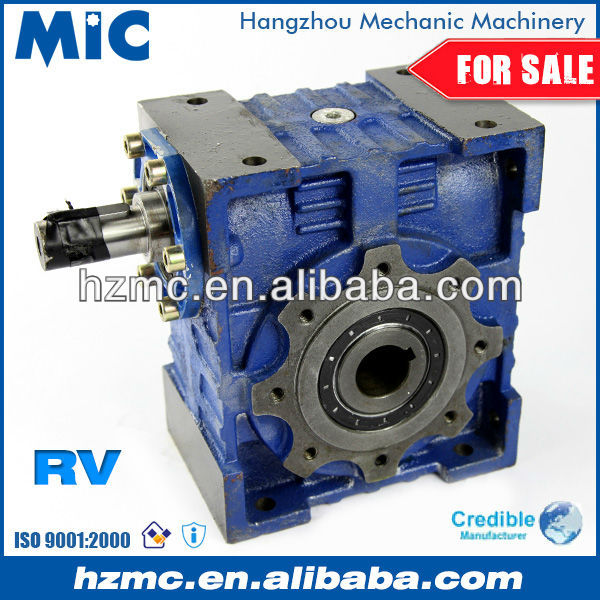 NRV110 Casting Iron Agricultural Machine Gearbox