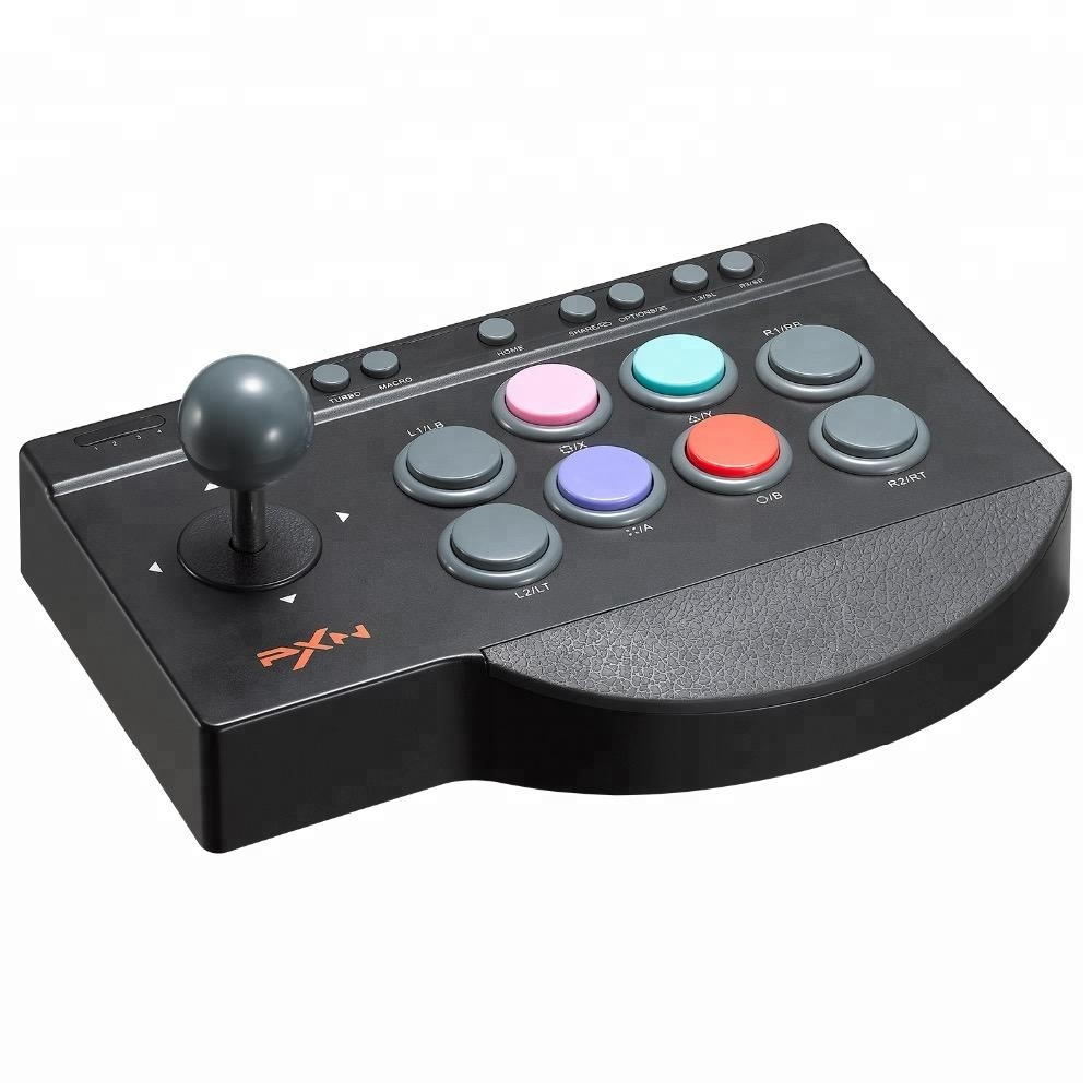Wired USB Arcade Gaming Controller for PS4 / Xbox one / Android TV box / PC Flight Games Joystick