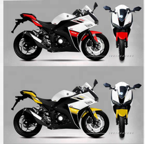 RE Hot selling motorcycle EURO-IV EFI 125cc 200cc 250cc 350cc