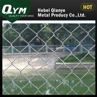 Used Chain Link Fence for Sale / Vinyl Coated Chain Link Mesh