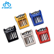 INBIKE Muti-use High Quality Bicycle Repair Set,Bike Tool Set