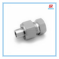 "3/8"" stainless steel union ball joint"