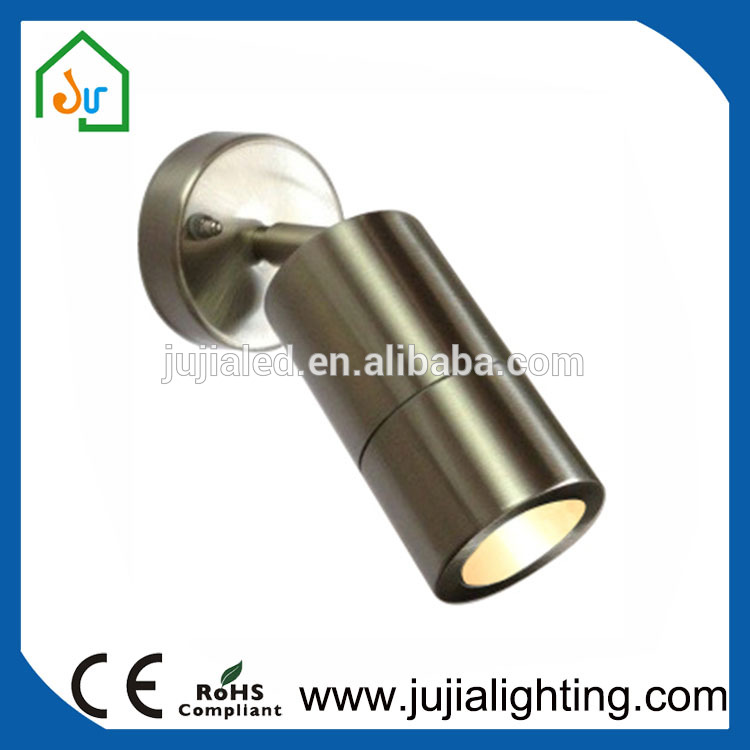 Wholesale high quality IP65 wall lamp outdoor solar LED Outdoor wall light high-power 5W with GU10 bulbs