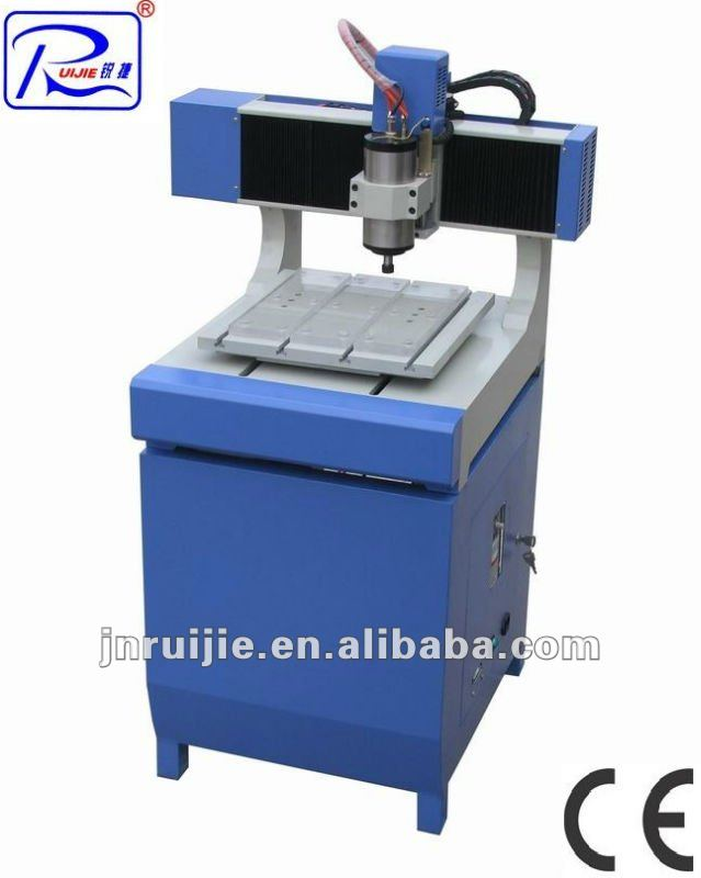 desktop metal cnc engraving machine (RJ3636/6090/8010)