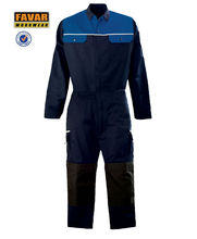 Oil Resistant Industry Heated Washable FR Protect Workman's Coverall