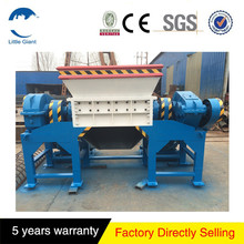 Electric farming shredder machine for downstream industries of oil palm