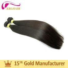 Five-star evaluation XBL pure and healthy hairstyles for long fine brazilian straight hair