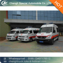 Brand new Japanese hiace ambulance car for sale with low price