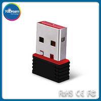 150Mbps USB 2.0 Wifi Usb Network Adapter Wireless Network Card 802.11 b/g/n 2.4GHz