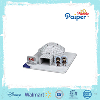 3d puzzle for kids house model small toy