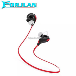 quality control new qy7 wireless bluetooth 4.1 stereo earphone fashion sport headphone