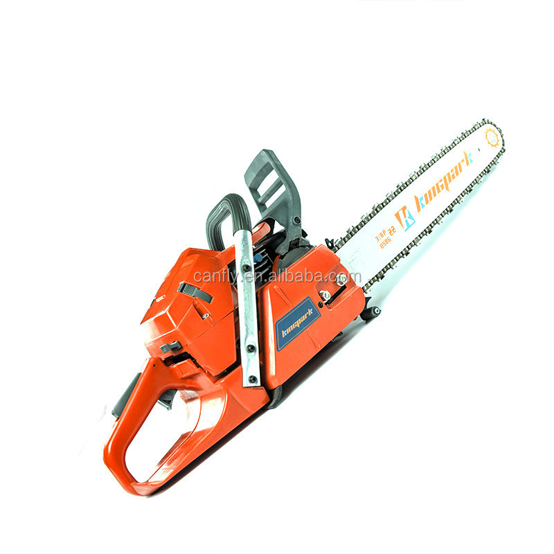 Good guality and cheap garden tools 65cc petrol chainsaw for Cheap landscaping tools
