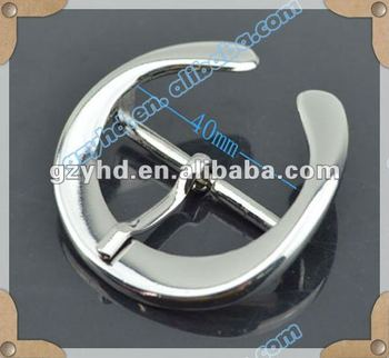 new style men pin belt buckles with cheap price