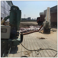 Silo used factory price soybean meal pneumatic conveyor for bulk unloading