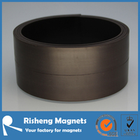 mag B with groove plain 40 x 1.5mm magnetic strip roll