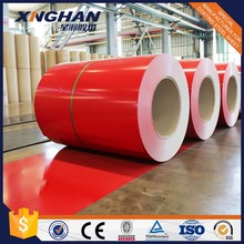 color coated steel coil PPGI PPGL prepainted galvanized steel coil