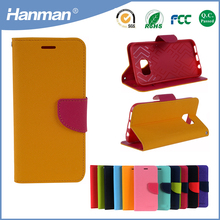 Gold Supplier China flip stand card holder leather smart phone case for iphone 6 s tablet case