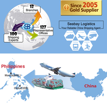 Freight forwarder companies cargo shippnig agent service agent from china to philippines manila cebu