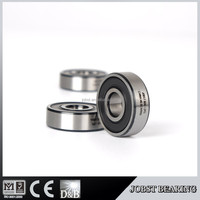 608 2RS Deep Groove Ball Bearing, 608 ZZ Ball Bearing 22x8x7 from Jiangsu