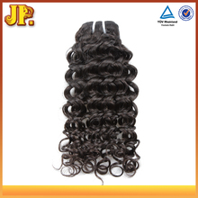 JP Hair 14 16 18 inch 100% Peruvian Hair Weaves Jerry Curl Wave