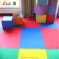 EVA foam baby play mat/China supplier new products free samples wholesale Eco-friendly Children play mat