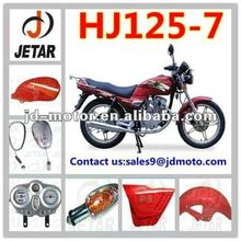 motorbike spare parts for HAOJUE HJ125-7